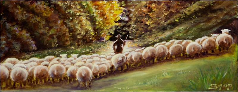 Dans la mythologie grecque, qui est le dieu des bergers et des troupeaux ?