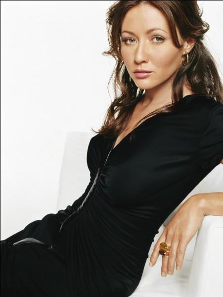Dans quelle série l'actrice Shannen Doherty interprétait-elle le rôle de Jenny ?