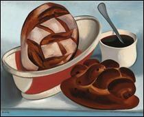 """Qui a peint """"Nature morte à la tasse de café"""" ?"""