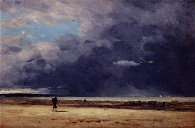 """Quel célèbre peintre a dit """"Si je suis devenu peintre, c'est à Boudin que je le dois"""" ?"""