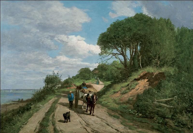 Au cours de sa vie, combien de tableaux aura-t-il peint ?