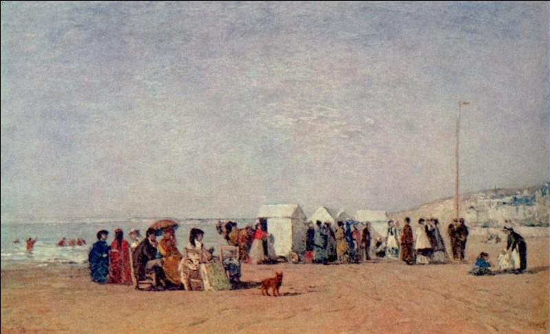 Quel musée possède la plus grande collection de tableaux de Boudin ?