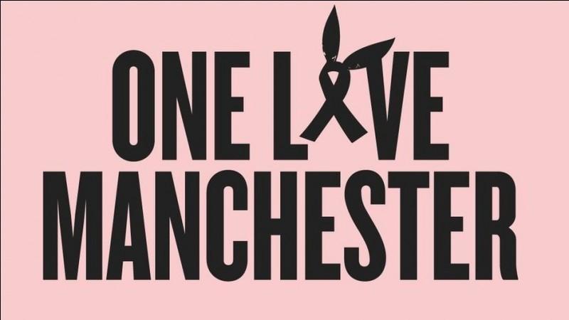 Dans quelle chanson de son album ''Sweetener'' Ariana Grande rend-elle hommage à Manchester ?