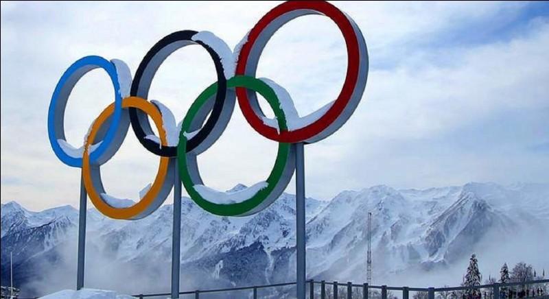 Dans quelle ville se sont déroulés les Jeux olympiques d'hiver de 2018 ?