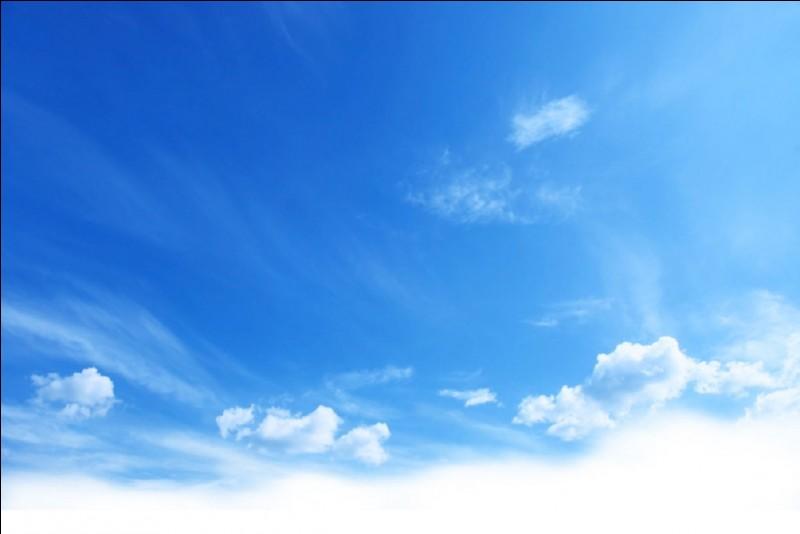 Quel est le composant principal de l'air que nous respirons ?