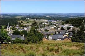 Connaissez-vous le gentilé des habitants d'Aumont-Aubrac (Lozère) ?