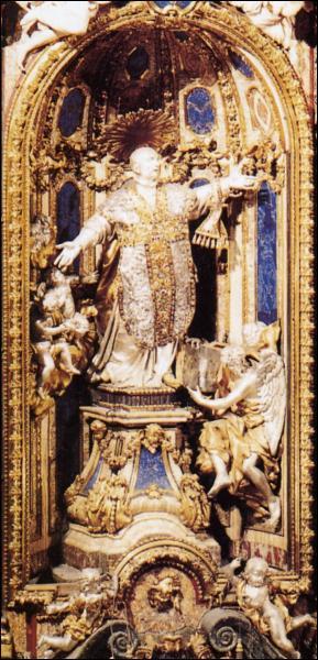 L'art baroque était un mouvement qui allait à l'encontre de l'Eglise Catholique.