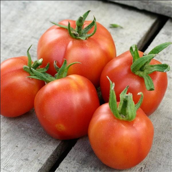 La tomate est un légume :
