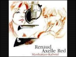 Dans ''Manhattan-Kaboul'' chanté par Renaud et Axel Red, quelles sont les nationalités des deux personnages ?