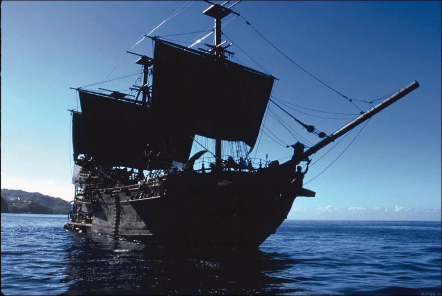 Comment s'appelle le bateau de Jack ?