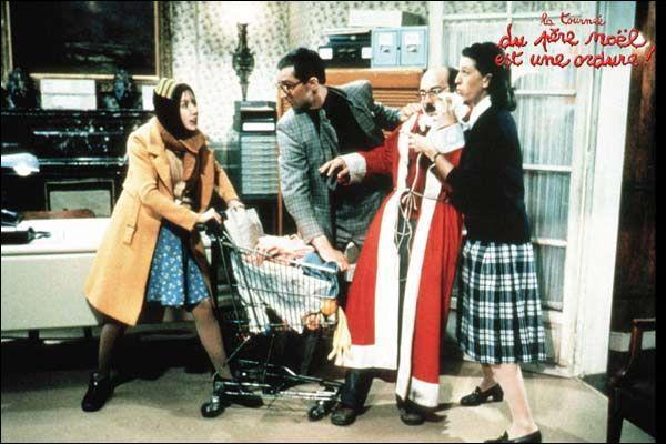 En 1982, le père Noël devient une ordure dans un film de ...