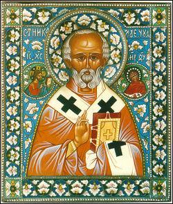 Le 6 décembre, on fête Saint Nicolas, ' grand frère ' du Père Noël, mais quel était son vrai nom ?