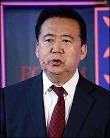 Quelle organisation internationale voit son chef disparaître en Chine avant d'apprendre sa démission quelques semaines plus tard ?