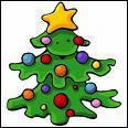 Que décore-t-on à la Noël ?