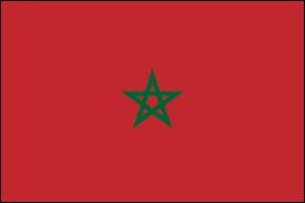 Ce drapeau est celui du...