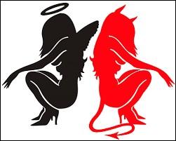 Es-tu plutôt ange ou démon?