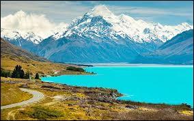 Géographie - Dans quel océan se trouve la Nouvelle-Zélande ?