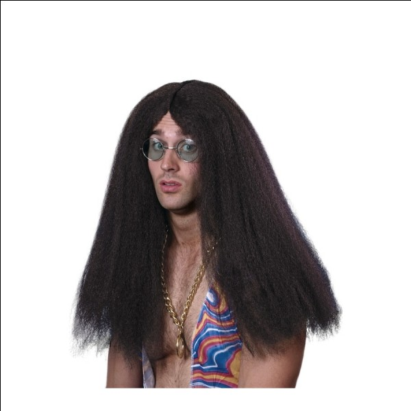 """En 1966, ne voulant pas se faire couper les cheveux, Édouard raconte ses """"Élucubrations""""."""