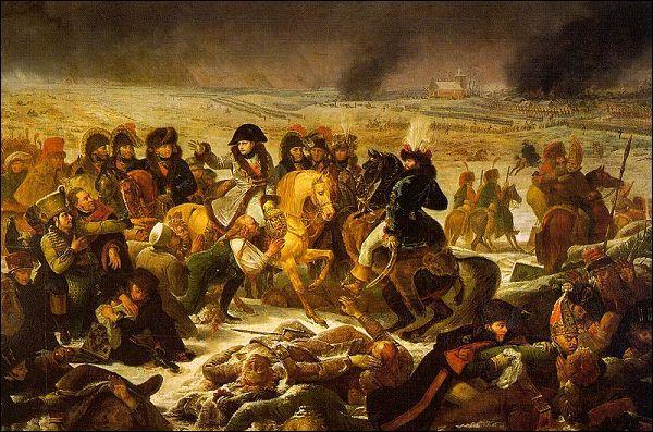 Quel est le titre de cette peinture d'Antoine-Jean Gros ?