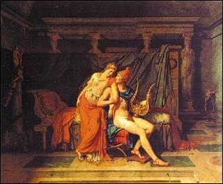 Les oeuvres néoclassiques représentent souvent ...
