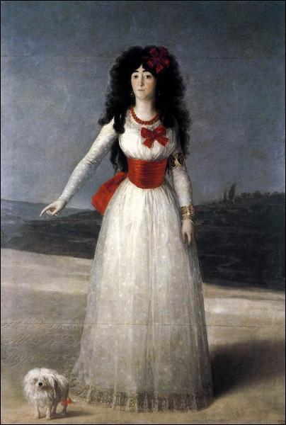 Le peintre Goya est de quelle nationalité ?