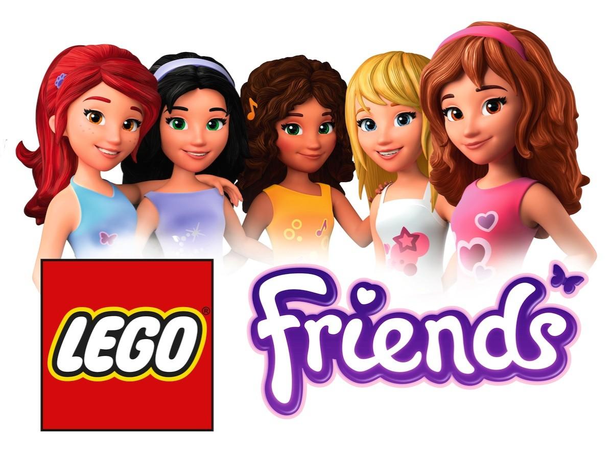 Connais-tu bien Lego Friends ?