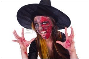 Sur quoi vole-t-on quand on est une sorcière ?