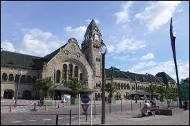 Sa gare a été élue plus belle gare de France en 2017.