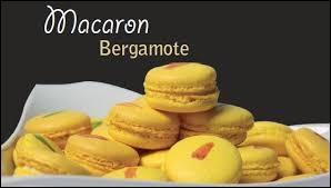 Macarons et bergamotes sont mes spécialités.
