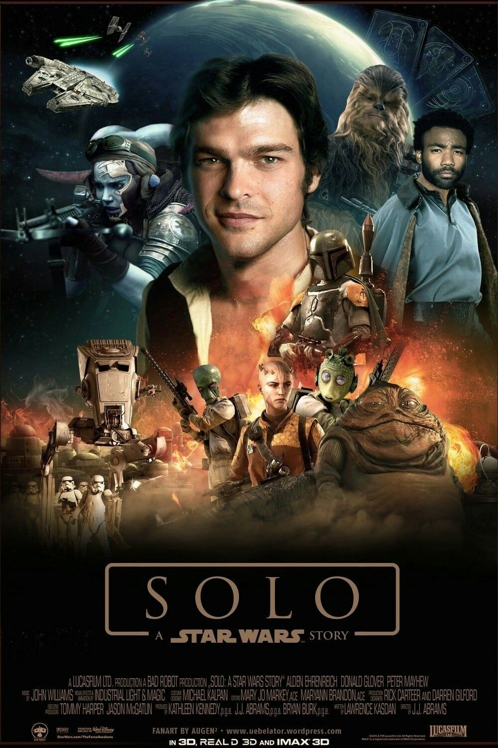 Solo a Star Wars story (2)