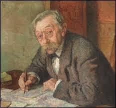 Emile Verhaeren est un écrivain d'expression française. Il est ..