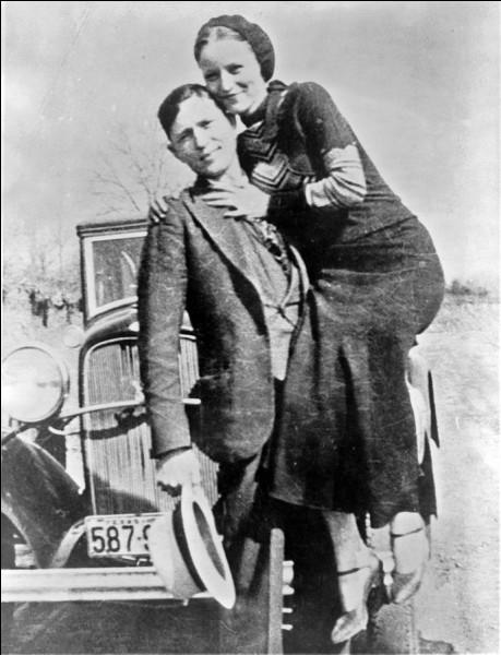 Qui sont cet homme et cette femme ?