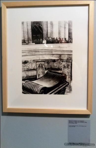 Adolf Hitler visite la tombe de Napoléon aux Invalides, en quelle année?