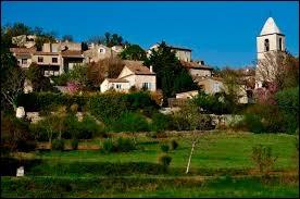 Les habitants de Valaurie (Drôme) portent le gentilé ...