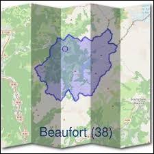 À Beaufort (Isère), les habitants se nomment les...