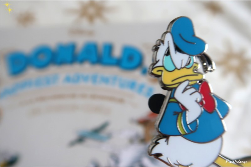Comment s'appelle la soeur de Donald Duck ?