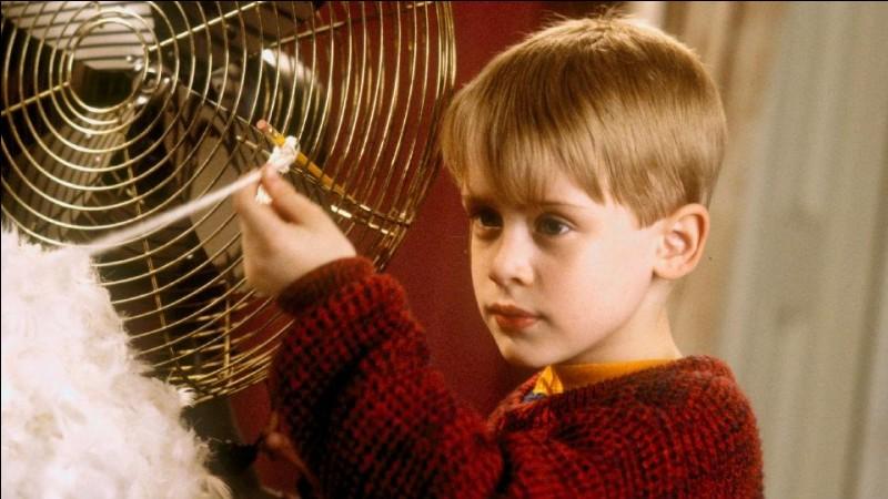Qu'a raté la maman du jeune Macaulay Culkin dans un film sorti en 1990 ?