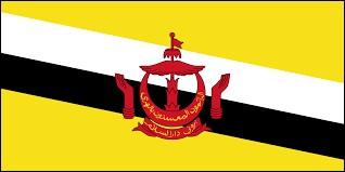 Dans quel continent se situe le Brunei ?