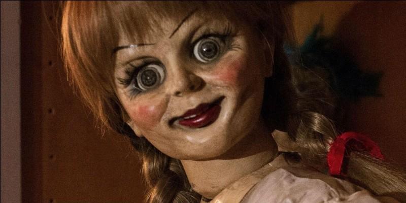Annabelle est de base une histoire vraie. A quoi ressemble la vraie poupée?
