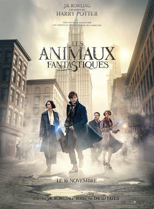 Qui es-tu dans le film ''Les Animaux fantastiques'' ?