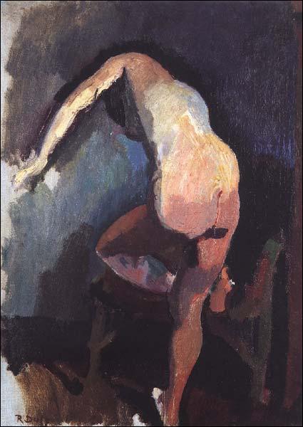 Comment s'appelle cette oeuvre de Raoul Dufy ?