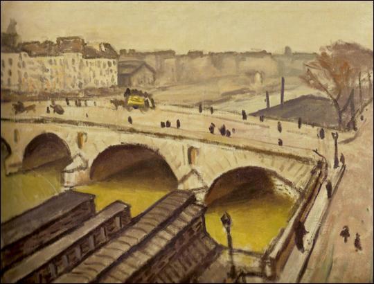 Quelle ville Albert Marquet a-t-il le plus peint ?