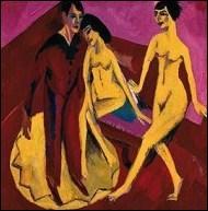 Le groupe artistique 'Die Brûcke' peut être rattaché à l'expressionnisme. Le peintre le plus important de ce groupe fut sans doute ...