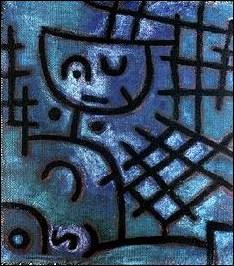 Les oeuvres de ce groupe étaient davantage abstraites, comme le montre cette oeuvre de ...