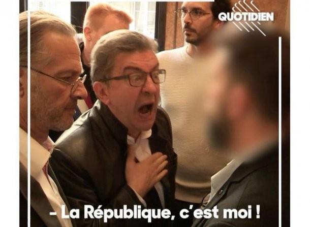 Je suis la République