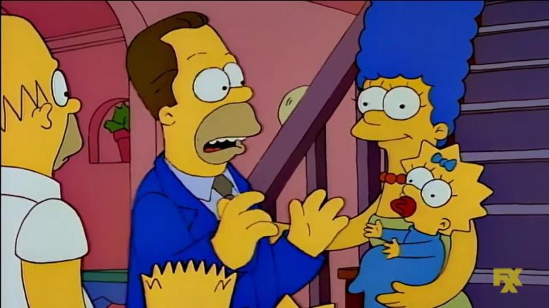 Comment s'appelle le demi-frère d'Homer ?