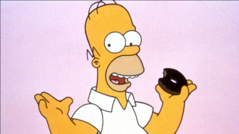 Homer a une expression habituelle, culte, laquelle ?