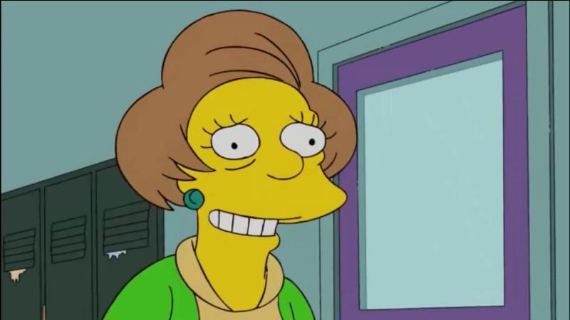 Où vit Edna Krabappel ?