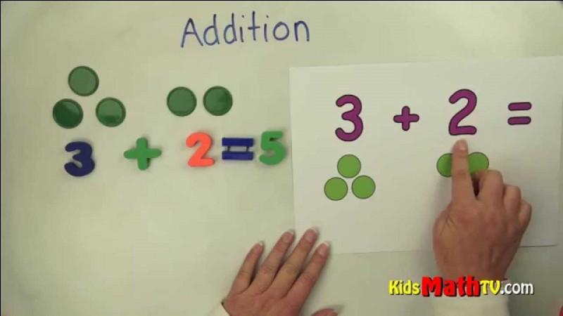 Combien font 2 + 2 ?