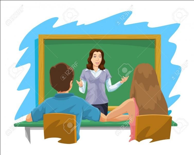 Quel prof es-tu ?